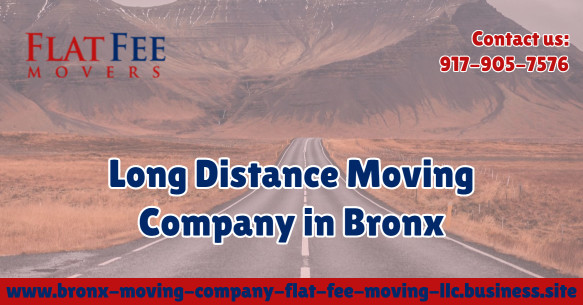 long distance moving company in bronx